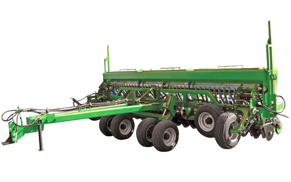 Сеялка зерновая механическая СЗМ Ника-6 Велес Агро