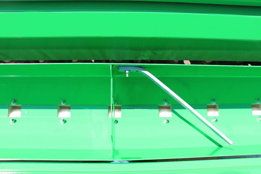 Мелкосеменной высевающий аппарат зерновой сеялки Ника-6