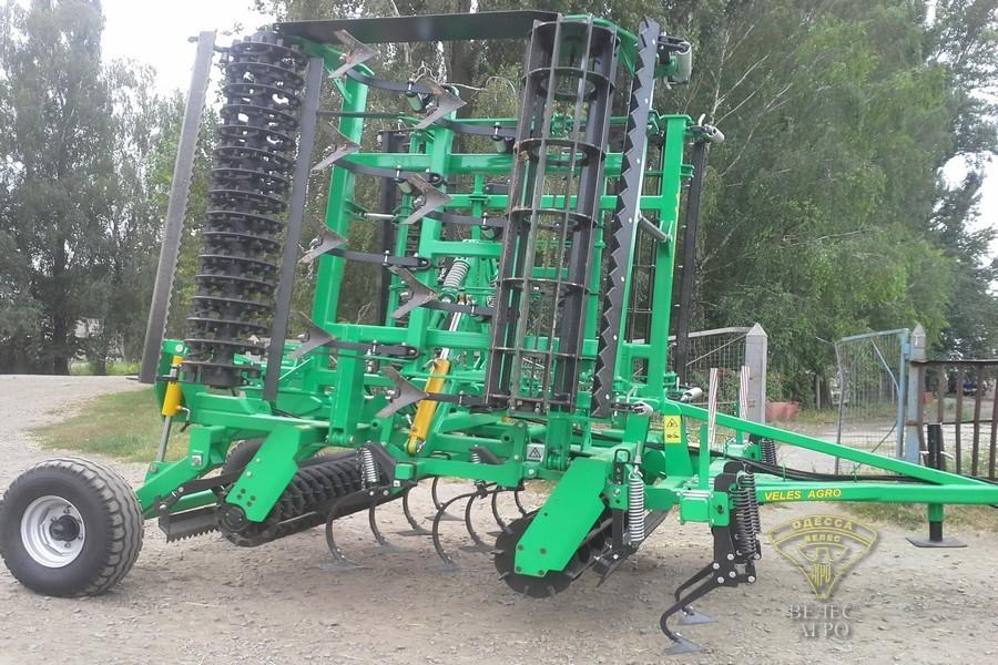 Предпосевной комбинированный почвообрабатывающий агрегат Форвард-6
