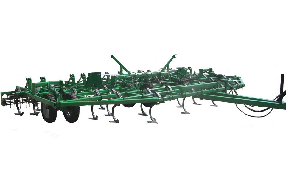 Культиватор КПГ-8 пятирядный сплошной предпосевной Велес-Агро