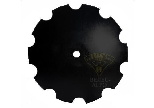 BTD cutout disk 600 mm Veles Agro