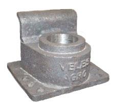 Литой кронштейн дисковой бороны Велес-Агро