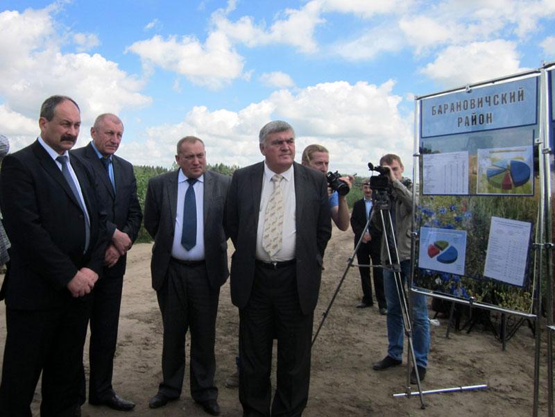 Велес-Агро семинар в Беларусии