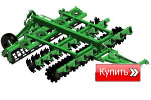 Купить_дисковую_борону_комбинированную_АГК-4,0_велес-агро