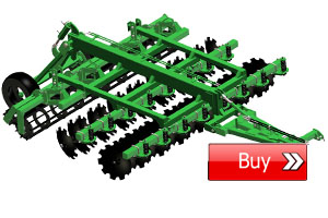 Buy_disc_harrow_AGK-4.0_veles-agro