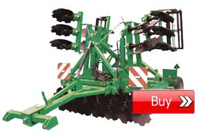 Buy disc harrow AGM 4.2 Veles-Agro
