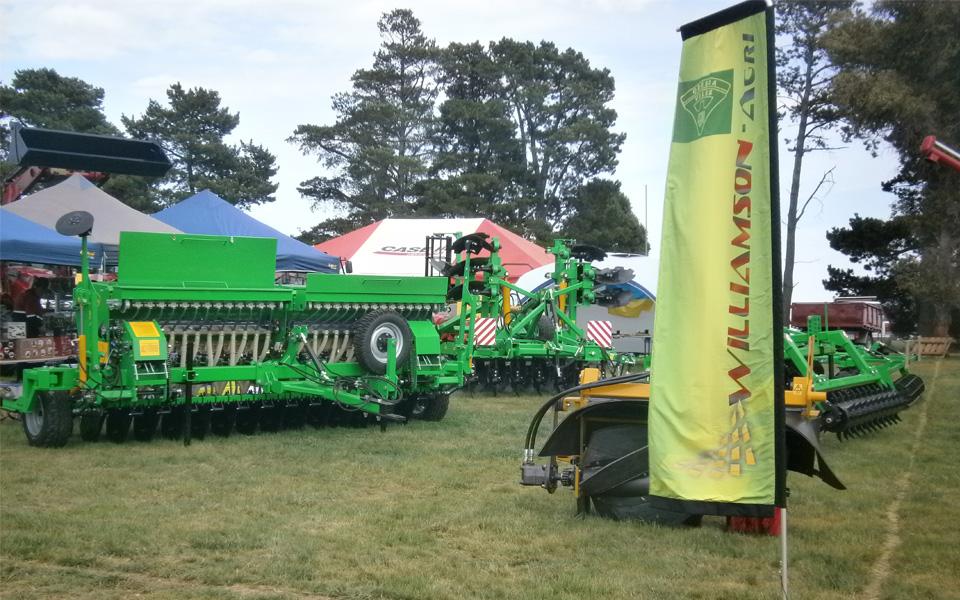 Australian National Field Days сеялка зерновая механическая Ника-4 Велес Агро