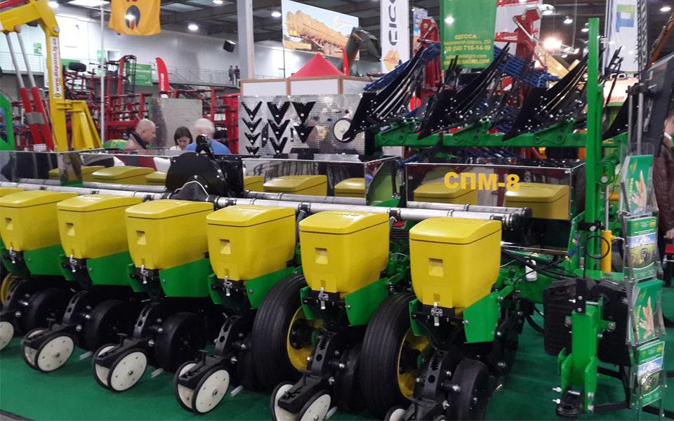 Зерновые технологии 2015 Велес-Агро