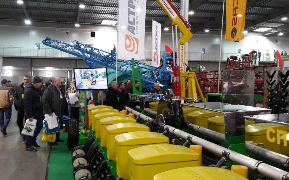 Выставка Зерновые технологии 2015 Велес-Агро