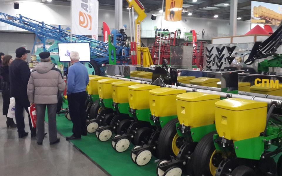 Выставка Зерновые технологии 2015 прошла успешно Велес-Агро