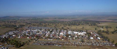День поля CRT FarmFest 2015 Австралия
