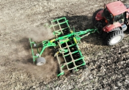 Compact disc harrows Veles Agro Kronos