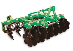 Disc harrow with (adjustable) PDM 2.2 of Veles Agro